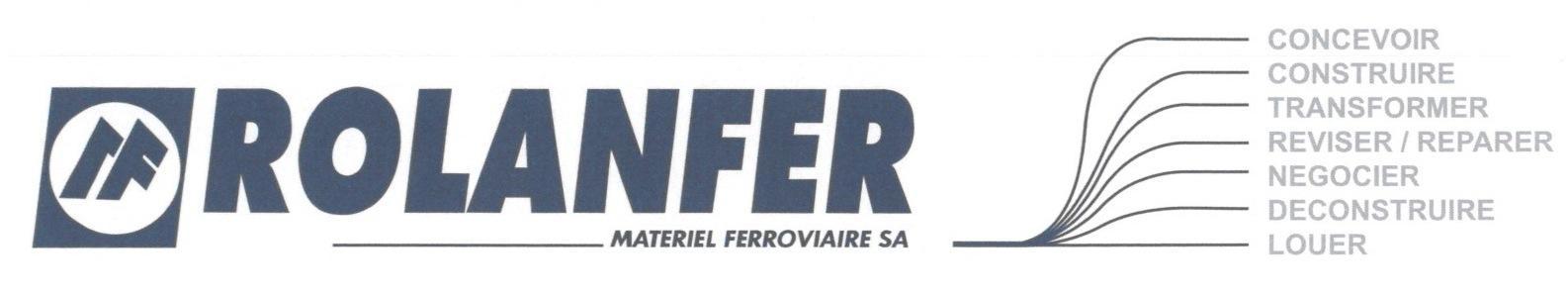 ROLANFER MATERIEL FERROVIAIRE