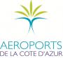 Aéroports de la Côte d'Azur logo