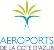 Logo Aéroports Côte d'Azur
