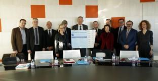 Groupe BPCE. Signature charte BP.